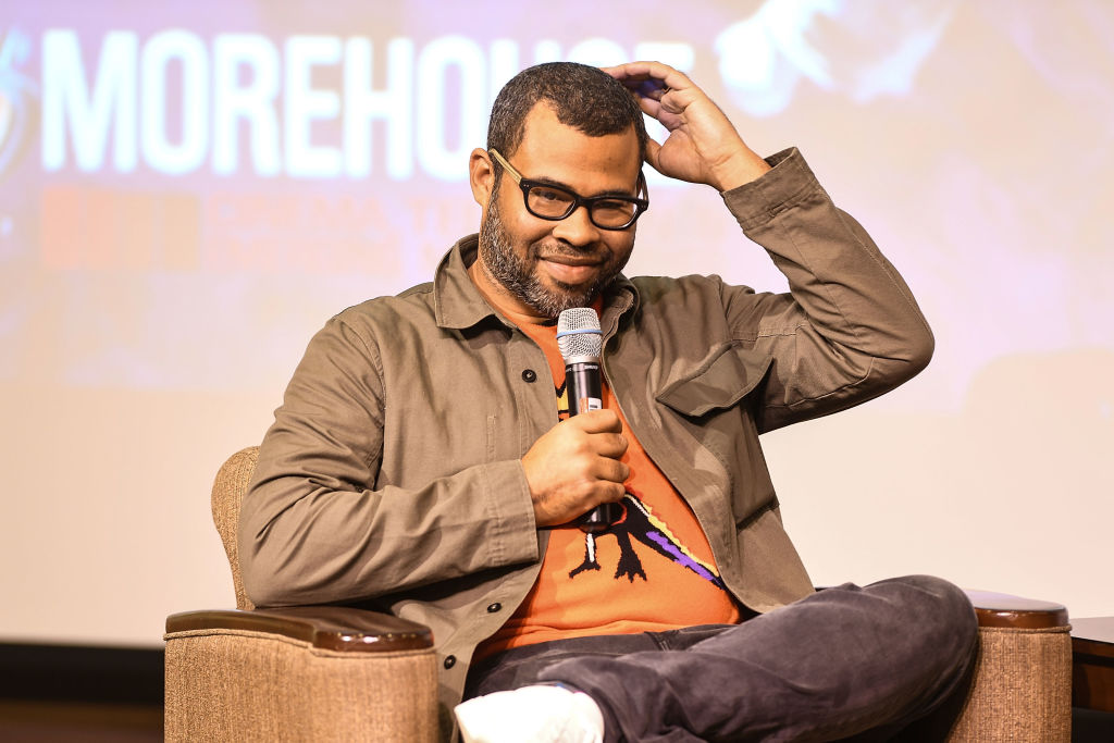 """""""Get Out"""" writer-director Jordan Peele just made history, and we're standing up and cheering"""