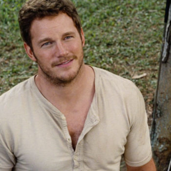 "Chris Pratt has given us ANOTHER episode of ""What's My Snack"" and he promises it's way more manly"