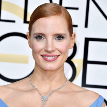 Jessica Chastain's plans for her 40th birthday actually make us excited to hit the 4-0 someday