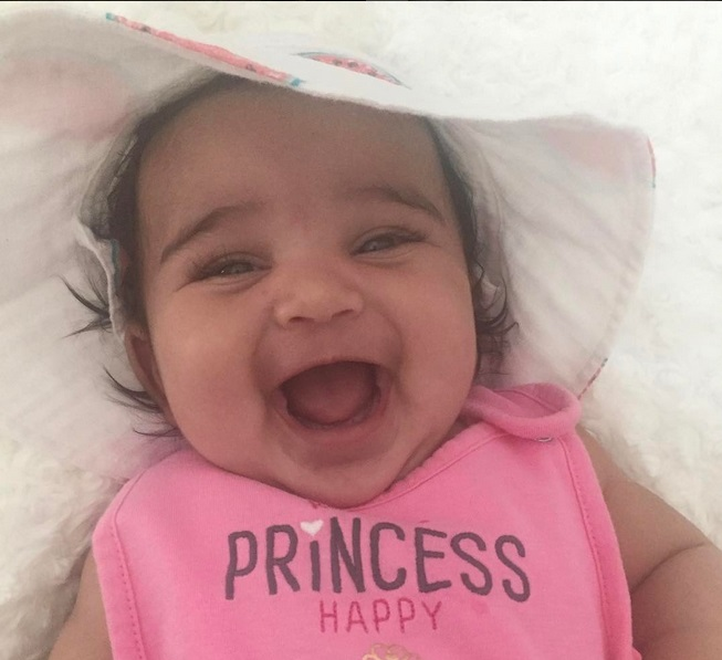 Dream Kardashian won St. Patrick's Day in this adorable outfit and hair bow