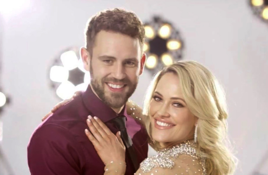 "Bachelor Nick Viall is ready for ""Dancing with the Stars"" with team Baby Got Bach!"