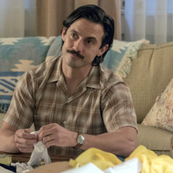 """Watch Milo Ventimiglia tear up explaining how his own dad influenced Jack on """"This Is Us"""""""