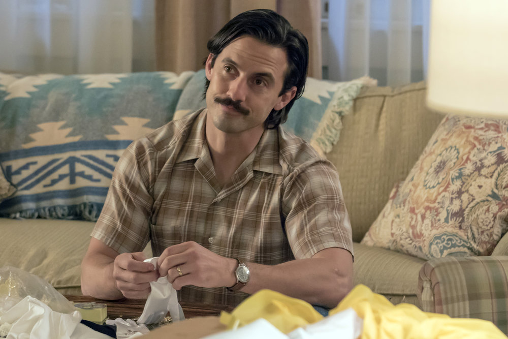 "Watch Milo Ventimiglia tear up explaining how his own dad influenced Jack on ""This Is Us"""