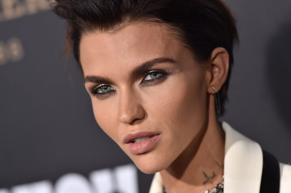 Ruby Rose is getting some of her tattoos removed, and here's why