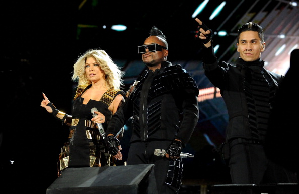 The Black Eyed Peas are creating a hip-hop zombie comic for Marvel, and we're *SO* ready for it