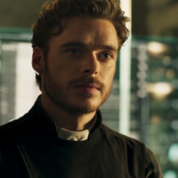 Robb Stark is the king of the stars in this new science fiction show