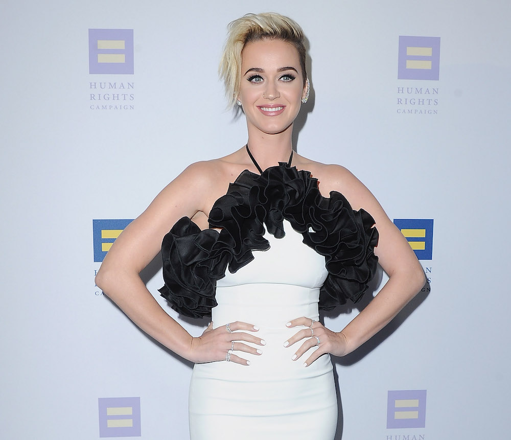 Katy Perry just got very real about sexuality — and doing more than just kissing girls