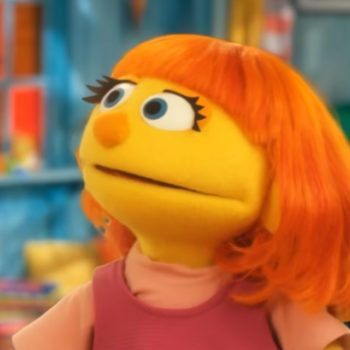"""Sesame Street's"" newest muppet will have autism, and it's about time"