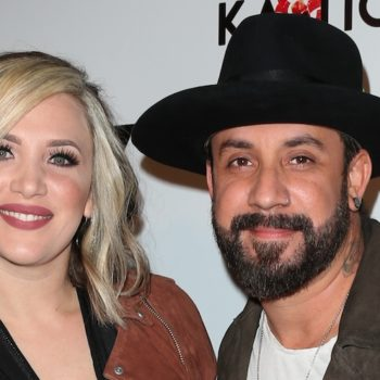 Backstreet Boy A.J. McLean just welcomed a baby girl, and her name is perfect