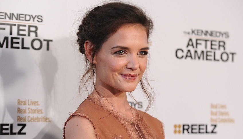 Suri Cruise is Katie Holmes' mini-me in this new Insta post