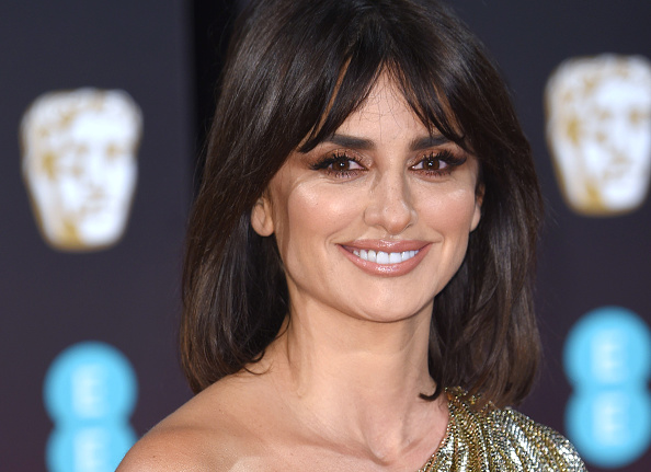 "Penélope Cruz — *not* Lady Gaga — is officially on board for ""American Crime Story: Versace"""