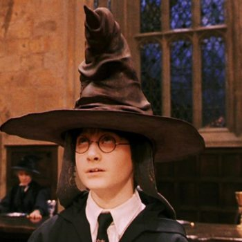 "This ""Harry Potter"" fan theory suggests everything we know about the sorting hat is a LIE"