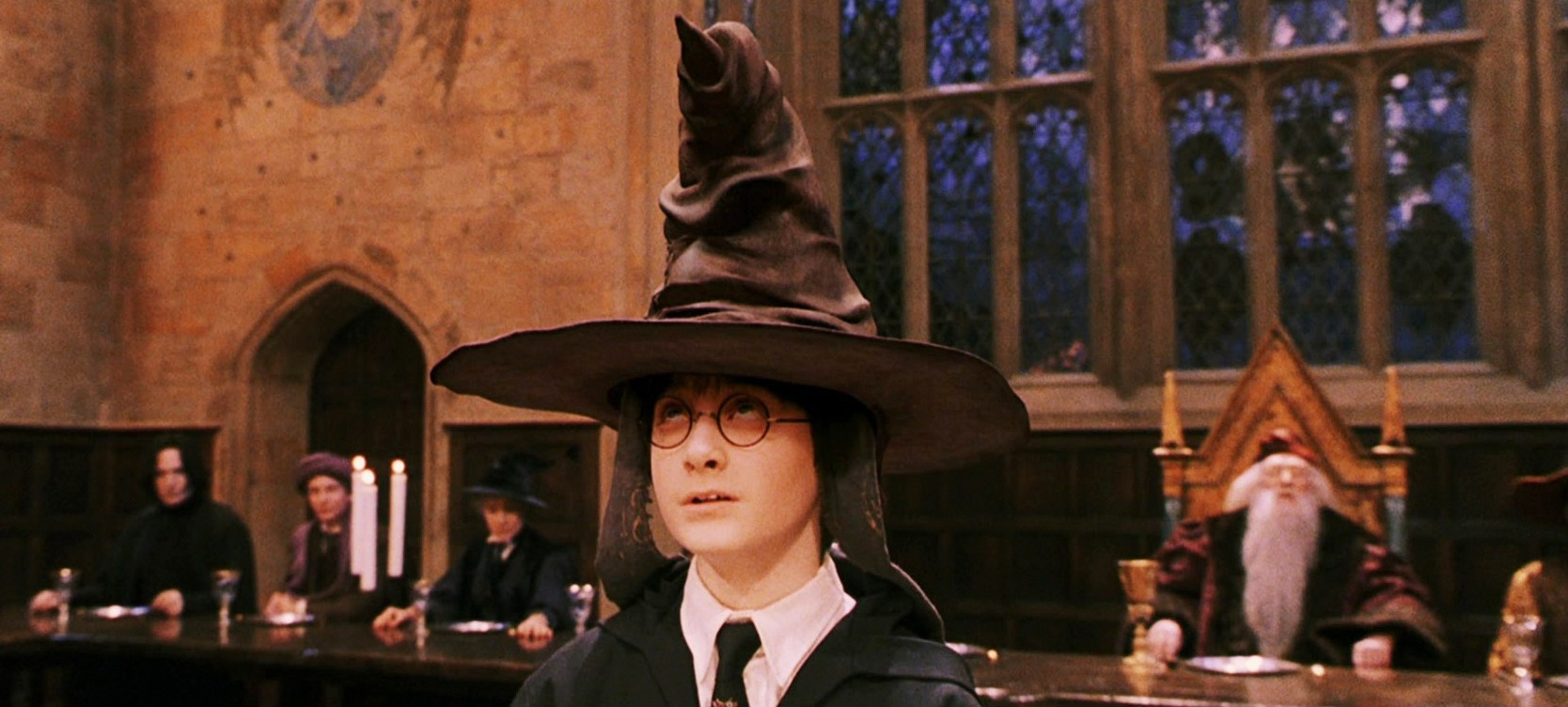 """This """"Harry Potter"""" fan theory suggests everything we know about the sorting hat is a LIE"""
