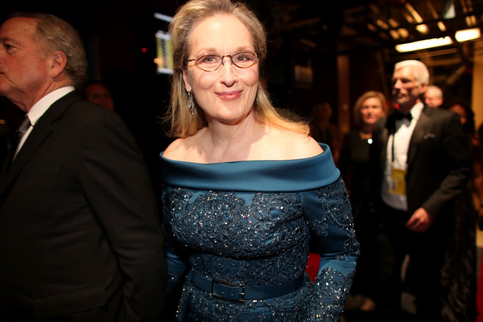 Here's why Meryl Streep is suddenly a meme on Twitter