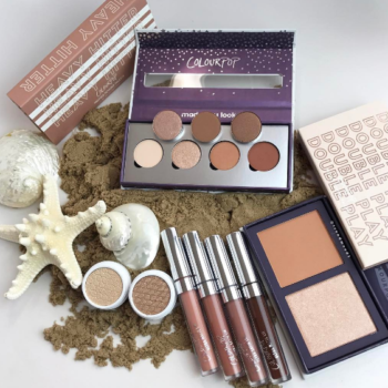 Lovers of nude lipstick rejoice: we finally know what ColourPop's Sand collection looks like