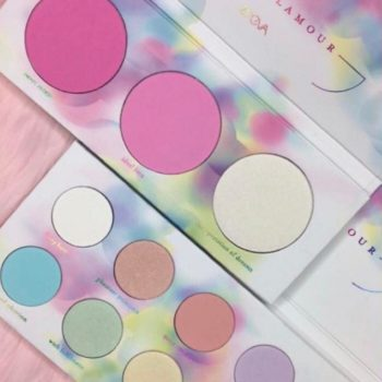 Zoeva Cosmetics is coming out with bubblegum-colored palettes