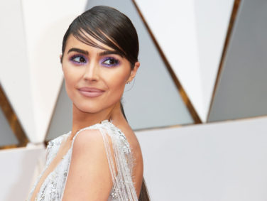 This bonkers simple eyeshadow trend will be your new makeup obsession
