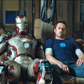 Iron Man's next movie role is…talking to animals