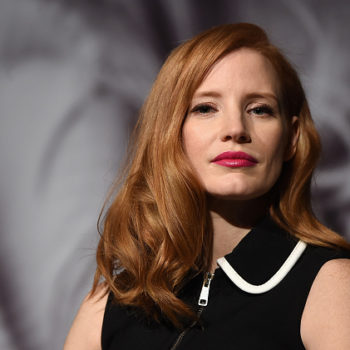 Jessica Chastain perfectly responds to men who don't want to pay for women's healthcare
