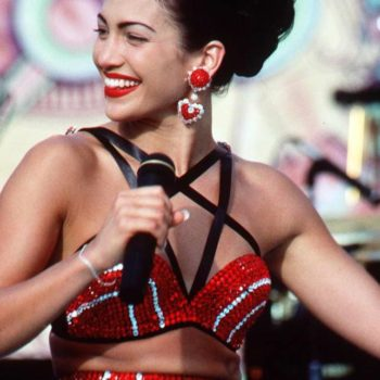 "Here's how you can copy 9 iconic fashion moments from the movie ""Selena"""