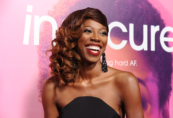 """""""Insecure"""" star Yvonne Orji talks to us about Molly's dating struggles, mental health stigma, and what we might see in Season 2"""
