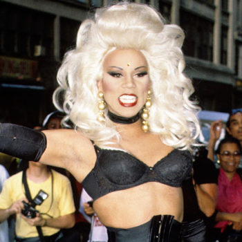 RuPaul and J.J. Abrams are working on a dramedy based on the iconic drag queen's life