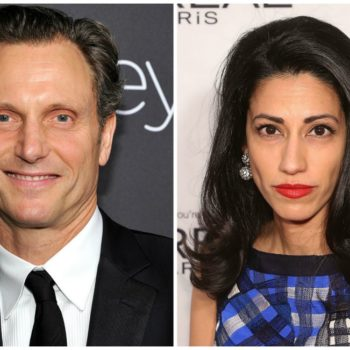 "Huma Abedin and Fitz from ""Scandal"" are BFFs, and they just went to Disneyland together"