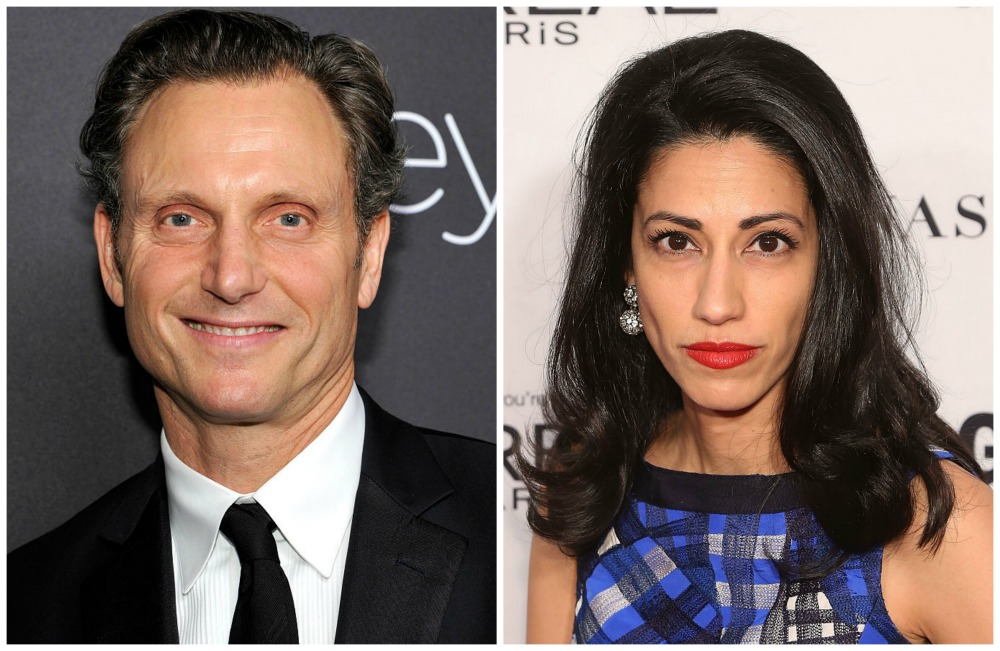 """Huma Abedin and Fitz from """"Scandal"""" are BFFs, and they just went to Disneyland together"""