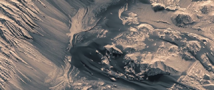 This 3-D video of Mars will spark your space wanderlust