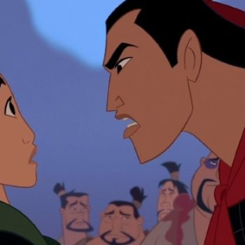 "The internet has feelings about the new live-action ""Mulan"" not being a musical"