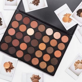 Surprise: Morphe Brushes launched a new gold-toned eyeshadow palette