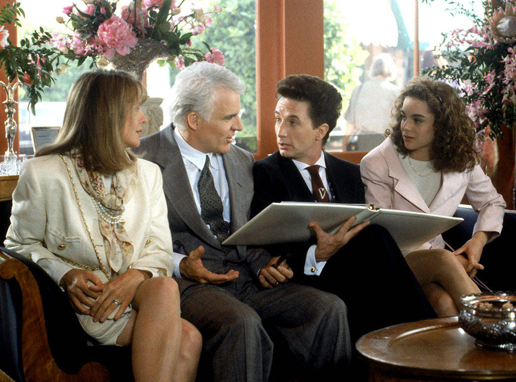 """This sweet """"Father of the Bride"""" reunion is exactly what we needed today"""