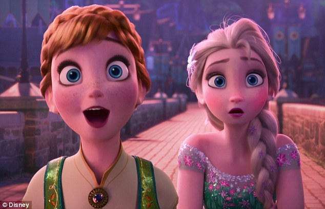 """Hold up! Disney might make an """"Avengers""""-like movie, but starring princesses"""