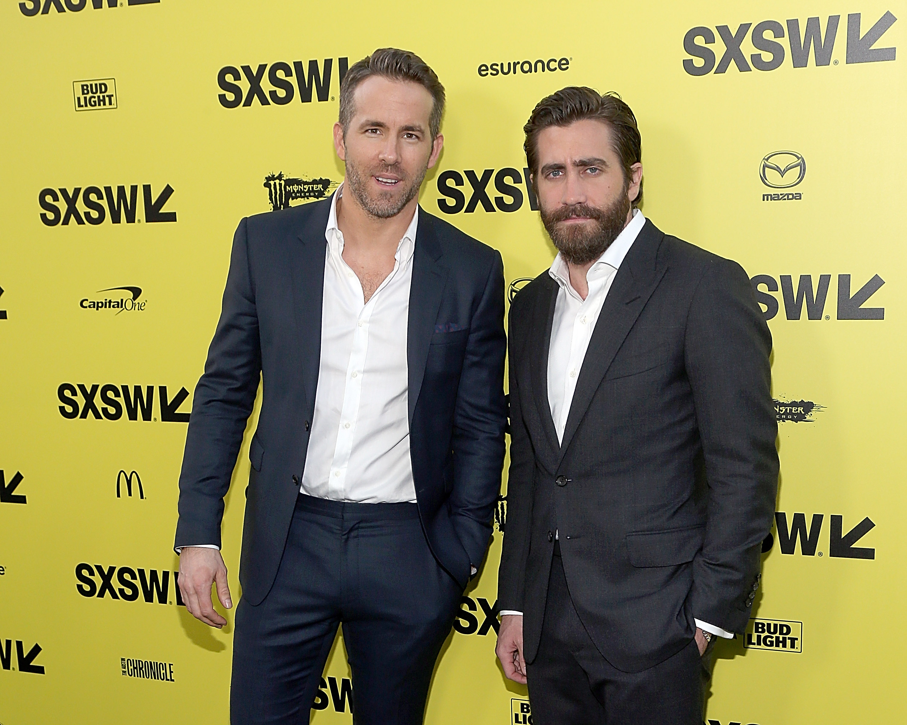 """Jake Gyllenhaal's bromance with Ryan Reynolds cost their producers """"so much money"""""""