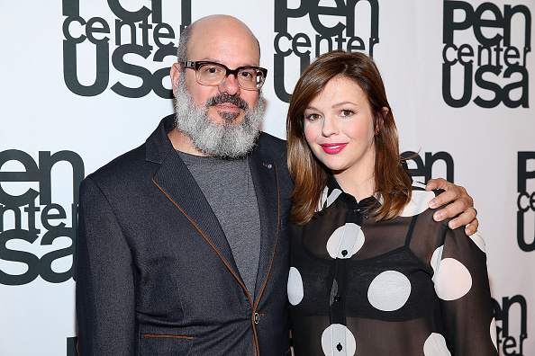 Amber Tamblyn posts first photo of baby Marlow, and we're squealing
