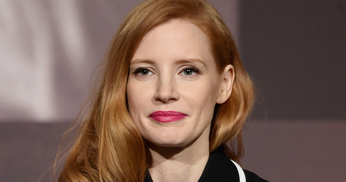 Jessica Chastain spoke about how discrimination affects all marginalized groups, and we couldn't agree more