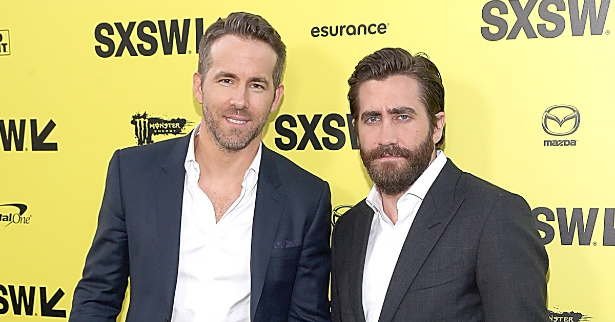 "Ryan Reynolds is ""in the dog house"" over those comments about Jake Gyllenhaal being a better cook than Blake Lively"