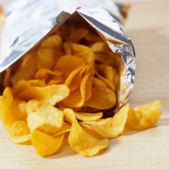 """These potato chips are made entirely from rejected """"ugly"""" spuds, and we seriously love that it's combating food waste"""