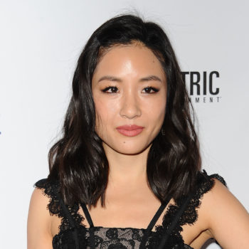 Constance Wu has some things to say about Asian stereotypes in Hollywood, and we're listening