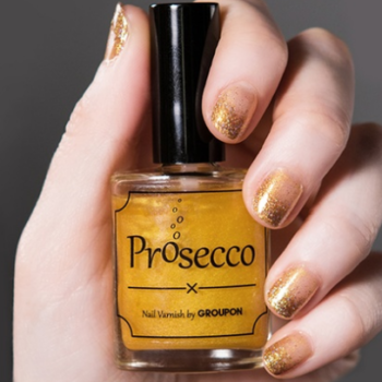 WTF: Prosecco-flavored nail polish exists, so you can pretend it's happy hour any time