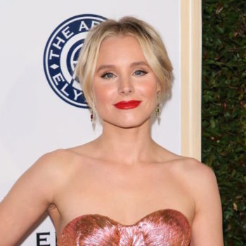 """Kristen Bell has convinced us that """"bumblebee chic"""" should be a thing"""