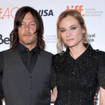 Norman Reedus and Diane Kruger are possibly an item and they are adorable AF