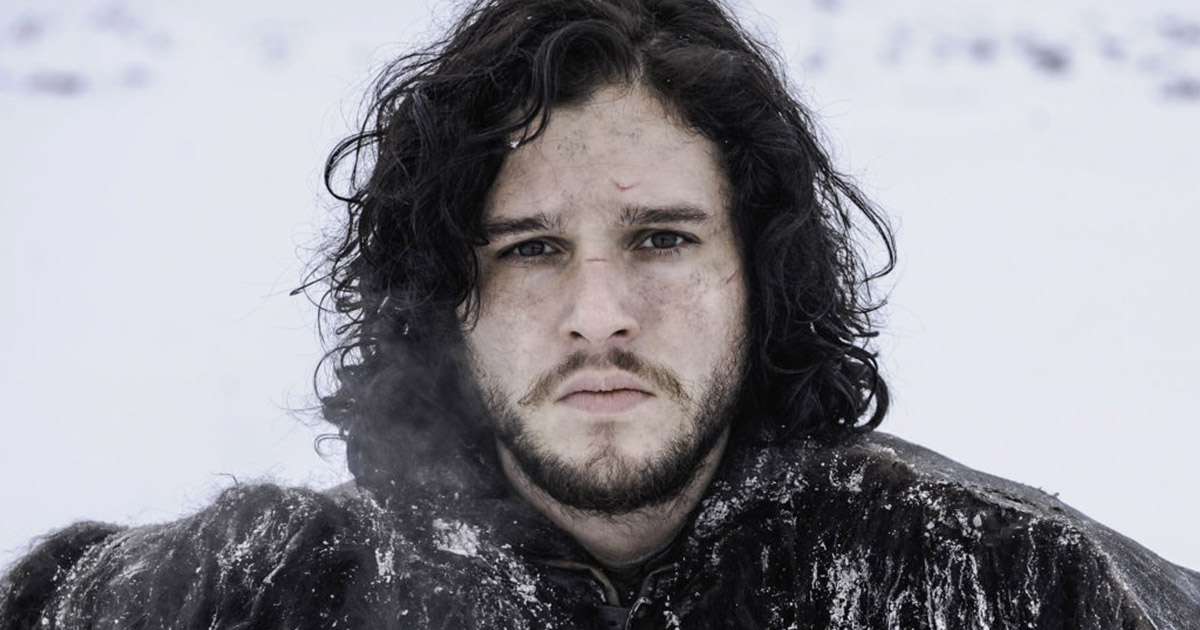 """Don't ask Kit Harrington about how """"Game of Thrones"""" ends, as he knows nothing (Jon Snow)"""