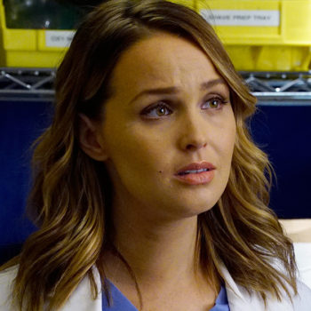 """We might finally get to meet a person from this """"Grey's Anatomy"""" character's past, and it sounds pretty dark"""