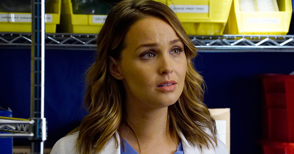 "We might finally get to meet a person from this ""Grey's Anatomy"" character's past, and it sounds pretty dark"