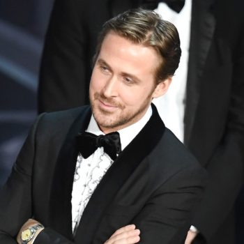 Ryan Gosling just explained why he was laughing during the Best Picture snafu