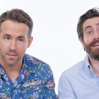 Ryan Reynolds and Jake Gyllenhaal answered the most-Googled questions about themselves