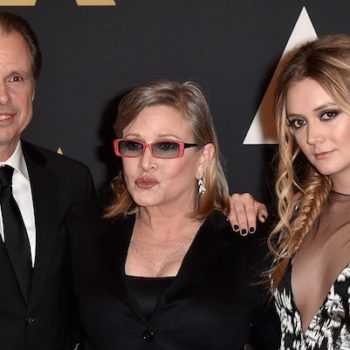 Todd Fisher gave an update on how niece Billie Lourd has been coping these past few months