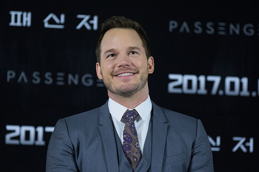 """Chris Pratt clapped back with this Instagram post after people said he looked """"too thin"""""""