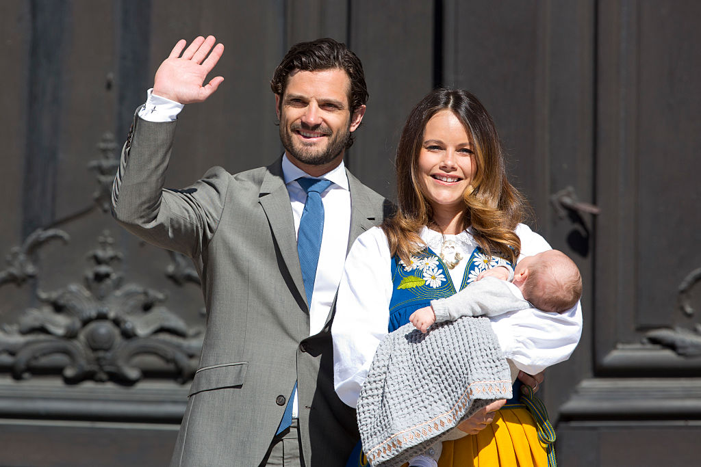 Another royal family is expecting again, and we are so happy for them